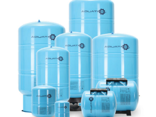 aquatrol pressurized well tanks